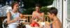 dejeuner camping